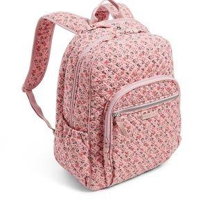Vera Bradley campus backpack in sweethearts